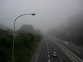 151003亀岡一帯は濃霧