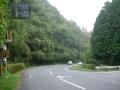 131103諏訪から上野方面に下り右折して御斉峠へ