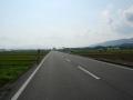 131116亀岡盆地のど真ん中をのんびりと進む