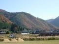 131130亀岡北東部晩秋の山々