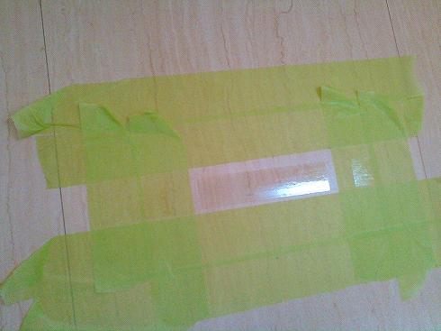 UV硬化フロアコート