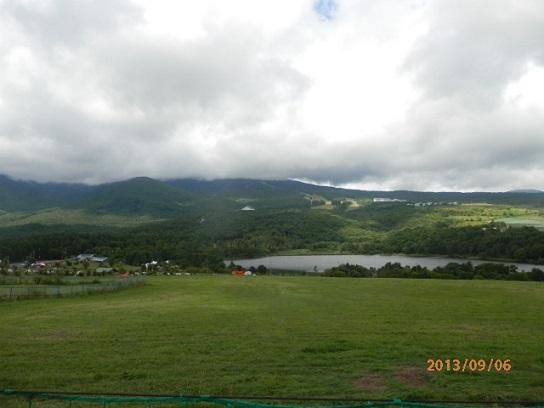 バラギ湖&キャンプ場