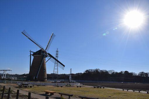 073-風車