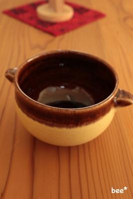 村田さんのスープ皿