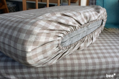 ソファカバーの縫い方