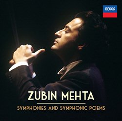 Zubin Mehta - Symphonies and Symphonic Poems
