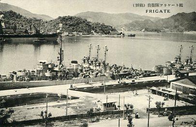 昭和30年代舞鶴北吸桟橋002
