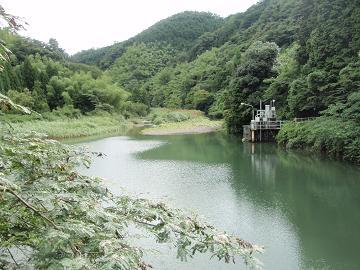 大江町花折ダム2