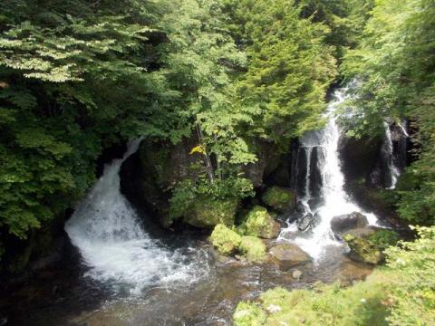 028龍頭の滝