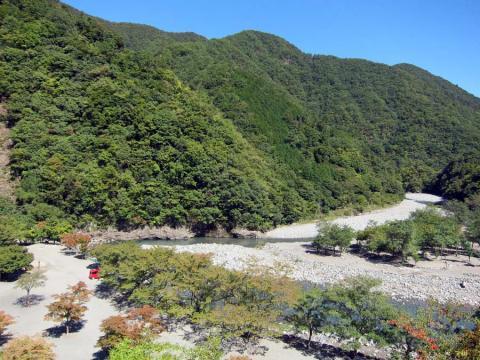 道志キャンプ場