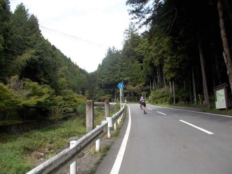 6県道18号今川峠へ