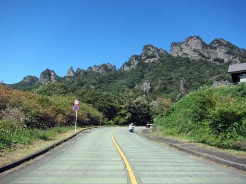 14妙義山へ