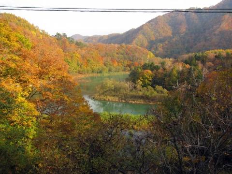 48川俣湖1