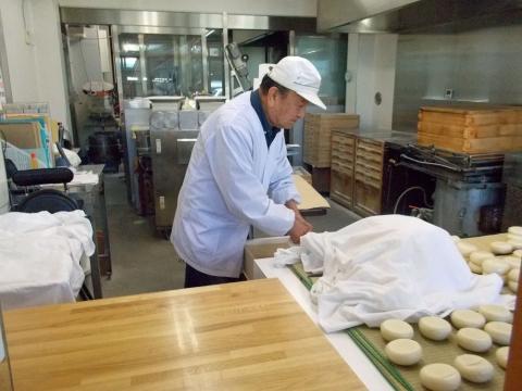 上野原の酒饅頭2