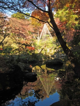 殿ケ谷戸庭園9