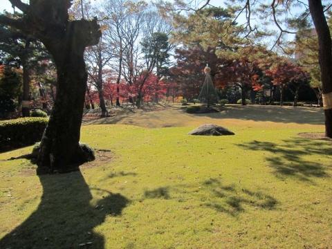 殿ケ谷戸庭園11