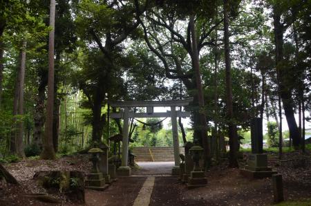 20130802鳥見神社・白井平塚06