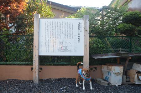 20130807上野原城址01