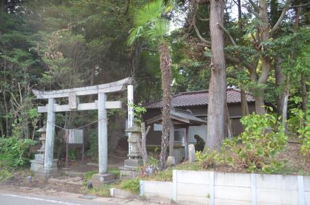 20130822鳥見神社・印西和泉07