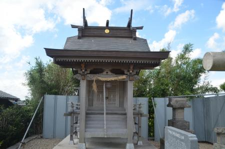 20130902鳥見神社・長門屋03