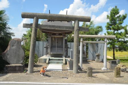 20130902鳥見神社・長門屋02