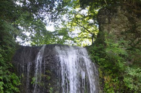 20130906夕日の滝13
