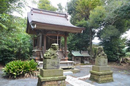 20131007鳥見神社 白井・神々廻06