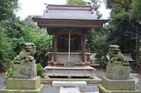 20131007鳥見神社 白井・神々廻07