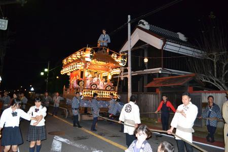 20131011佐倉秋祭り04