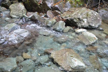 20131101エビラ沢の滝11