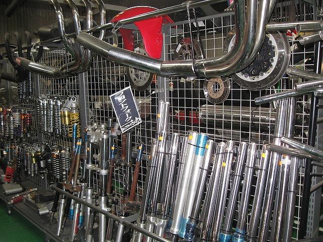 岐阜県 中古パーツ オートバイ バイク