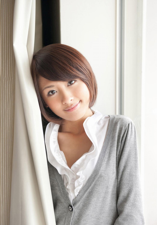 夏目優希 ショートカット美人のセックス画像:エロまとめちゃんねる様