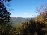 堂所山からの眺望