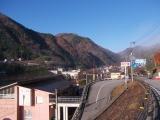 丹波山の道の駅を通過