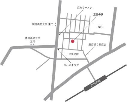 三田MAP