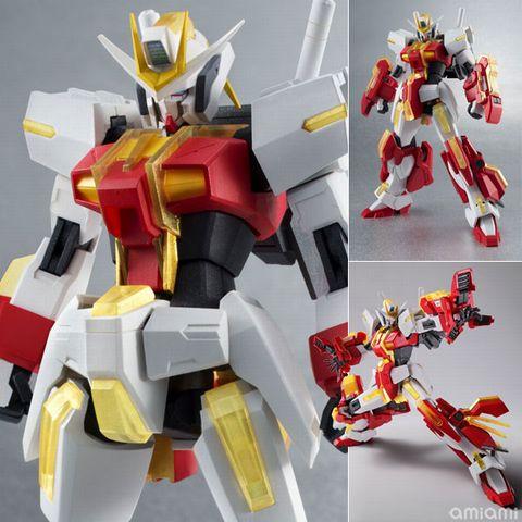 ロボット魂 エクストリームガンダム-Typeレオス ゼノンフェース