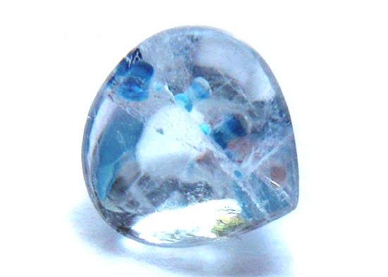 パライバクオーツ ルース-a 天然石 パワーストーン12