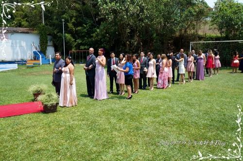 0-Loby家の結婚式