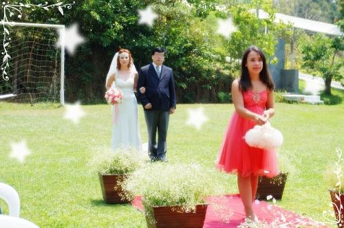 0-Loby家の結婚式-03花嫁さん入場1