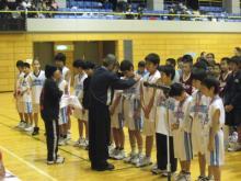 コーチのざわごと-メダル授与