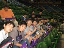 コーチのざわごと-Breakers at Ariake