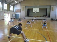 コーチのざわごと-BRK夏合宿1