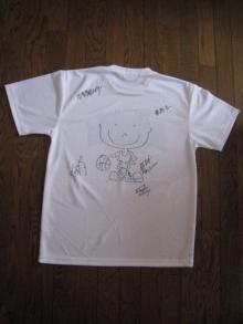 コーチのざわごと-Tシャツ裏