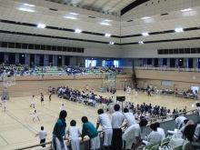 コーチのざわごと-中学総体