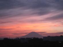 コーチのざわごと-Mt.Fuji