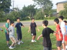 コーチのざわごと-夏合宿4
