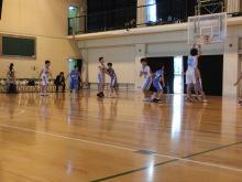 コーチのざわごと-練習試合1