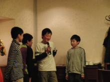 コーチのざわごと-6nensei speech
