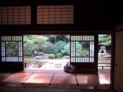 旧前田家本邸(和館)お座敷