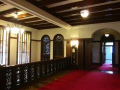 旧前田侯爵邸洋館・階段